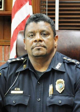Fred Mosley  City Police Chief